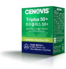 [세노비스] 트리플러스50+ 90캡슐