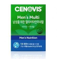 [세노비스] 남성용 멀티비타민 미네랄 60캡슐