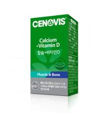 [세노비스] 칼슘+비타민D 60캡슐