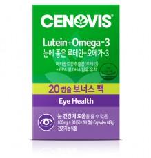 [세노비스] 루테인+오메가3 80캡슐
